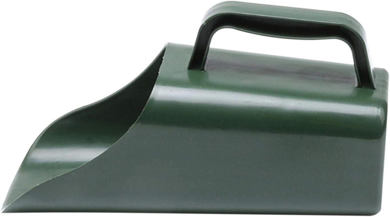 Tlymopukt Shovels for Gardening,Plastic Leaf Scoop Cultivation Digging Bucket Tool Garden Leaf Shovel Multifunctional Soil Plastic Shovel Spoon Digging Tool Fish Tank Sediment Cleaning Shovel Tube