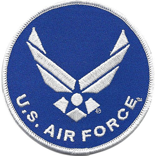 (United States Air Force Wings Emblem Patch)