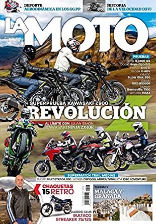 Amazon.com: La Moto: Kindle Store