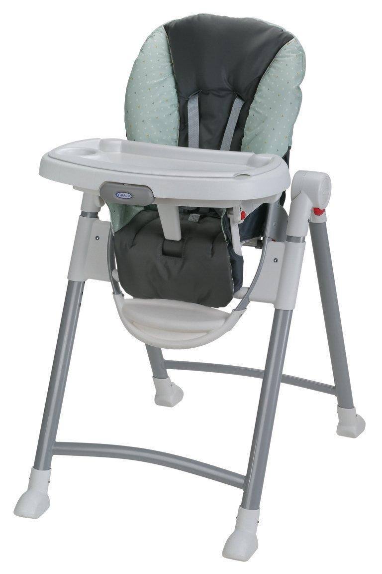 Graco Contempo Slim Folding Highchair, Bennett