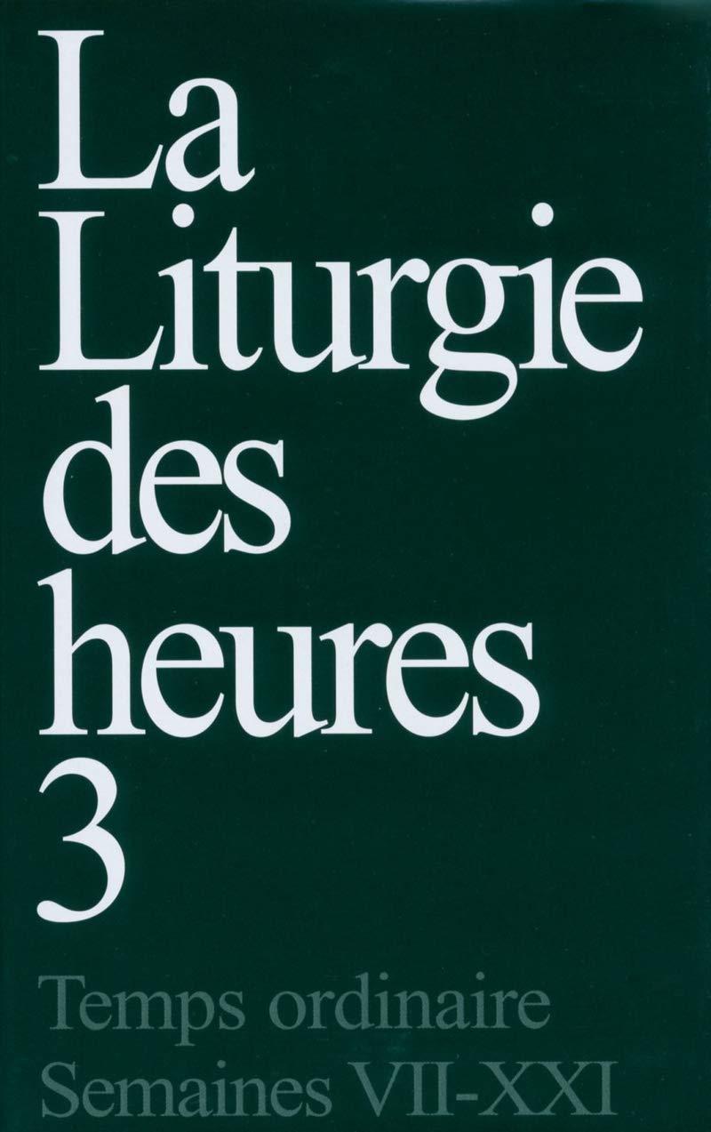 HEURES GRATUITEMENT TÉLÉCHARGER LITURGIE DES