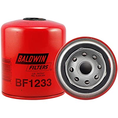 Baldwin BF1233 Fuel and Water Separator Element: Automotive