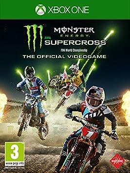 Giochi per Console Milestone Monster Energy Supercross: Amazon.es: Informática
