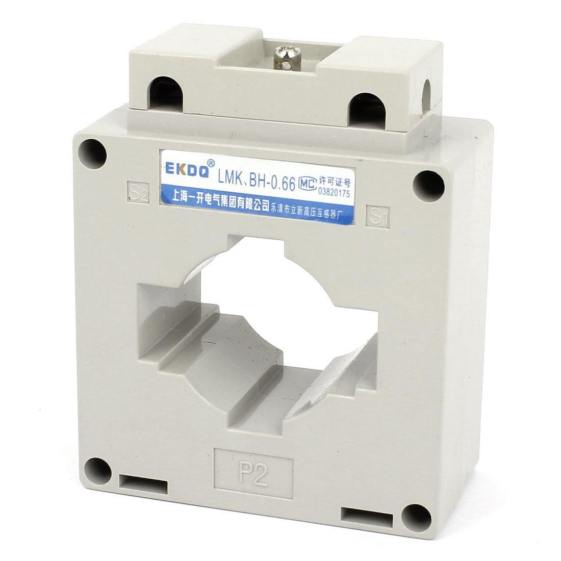 Aexit Meter Gauge 0.66/3KV 5VA 50/60Hz 1T 600/5 Ratio CT Current Transformer