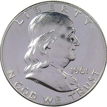 1963 Franklin Half Dollar Choice Proof