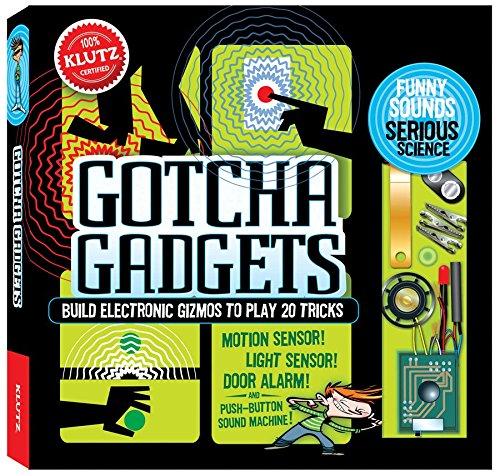 Jokes Kid Kit (Gotcha Gadgets (Klutz))