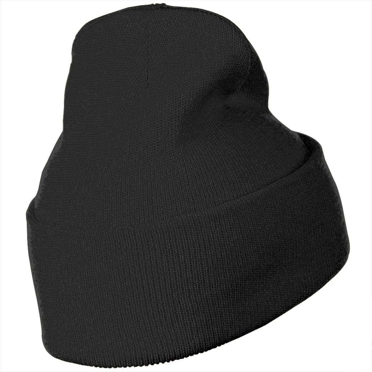 Xugui Avocado Pattern Beanie Hat Unisex Plain Cuff Cap Chunky Cuff Skull Beanie