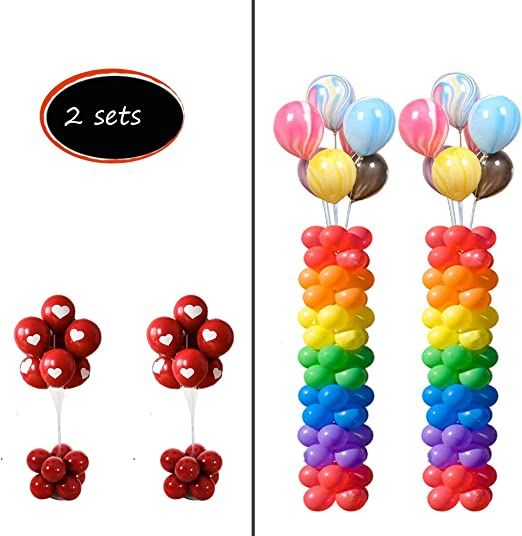 Number Shape Balloons Wedding Birthday Party Home Decor Supplies Foil Balloon Lo