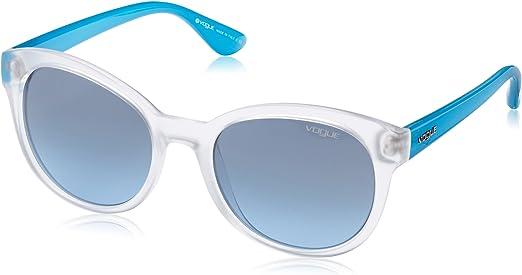 Vogue 0VO2795S W7458F 53 Gafas de sol, Transparente, Mujer