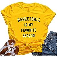 YourTops Women Basketball is My Favorite Season Long Sleeve Sweatshirt