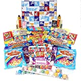 Sweets & Chocolate Gifts Hamper to Share - Lunar Sweet & Candy Selection Box Perfect for Sharing - Best of All It Contains 2 of Everything!