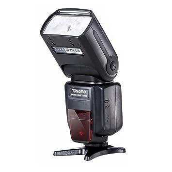 Flash para camaras digitales SLR - TRIOPO TR-988: Amazon.es ...