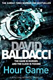 Front cover for the book King and Maxwell by David Baldacci