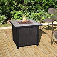 Peaktop Fire Pit with Cover