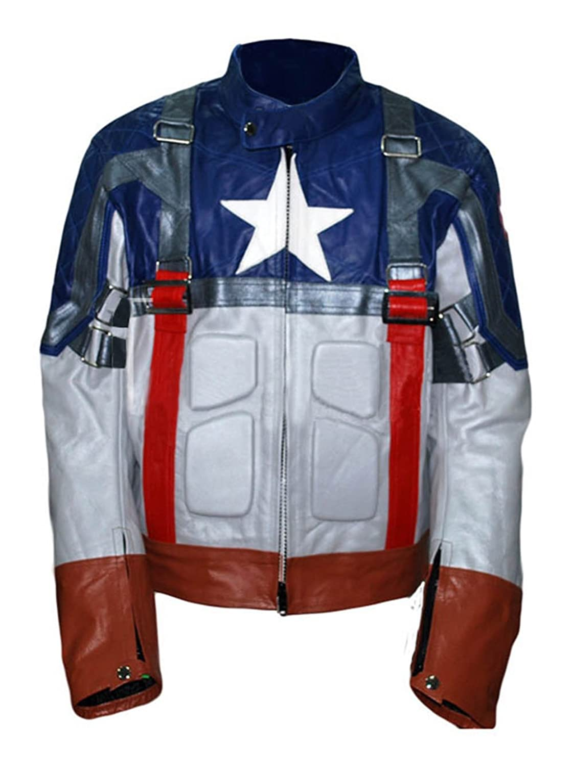 Captain America First Avengers Chris Evans Jacket