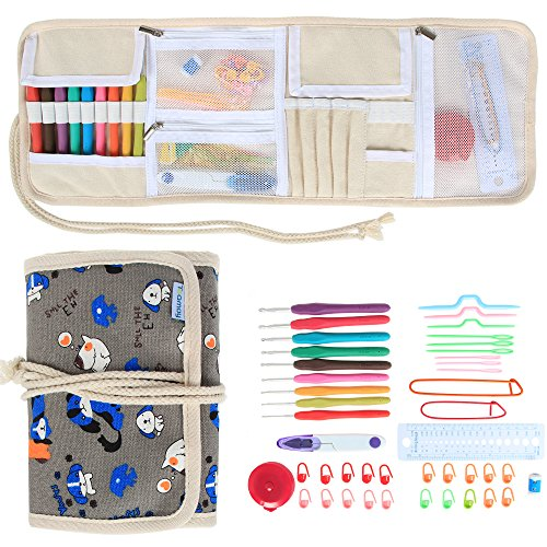 Teamoy Ergonomic Organizer Knitting Accessories