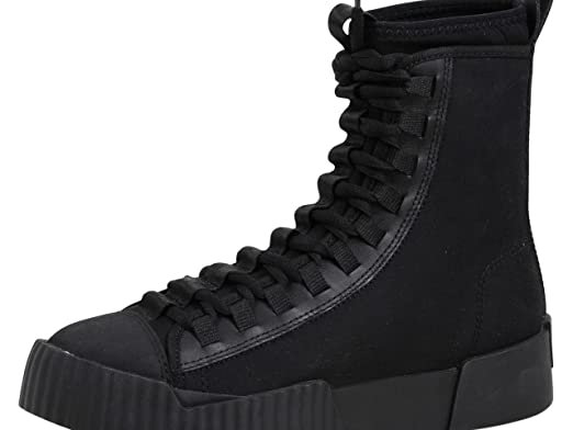 93c46d4fc6d G-Star Raw Men's Rackam-Scuba-II-High Black High-Top Sneakers Shoes ...