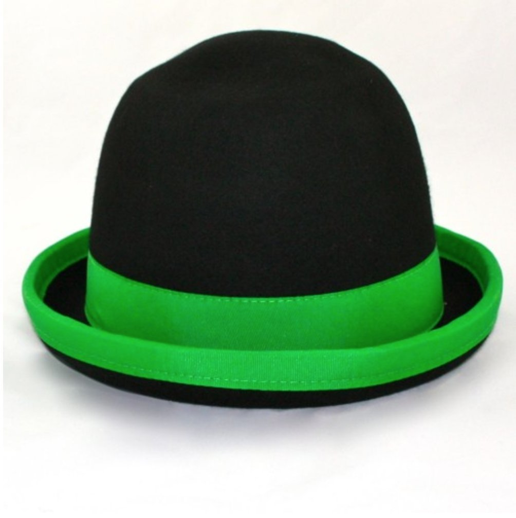 Play ''The Tumbler Hat for Juggling (59, Black with Green)