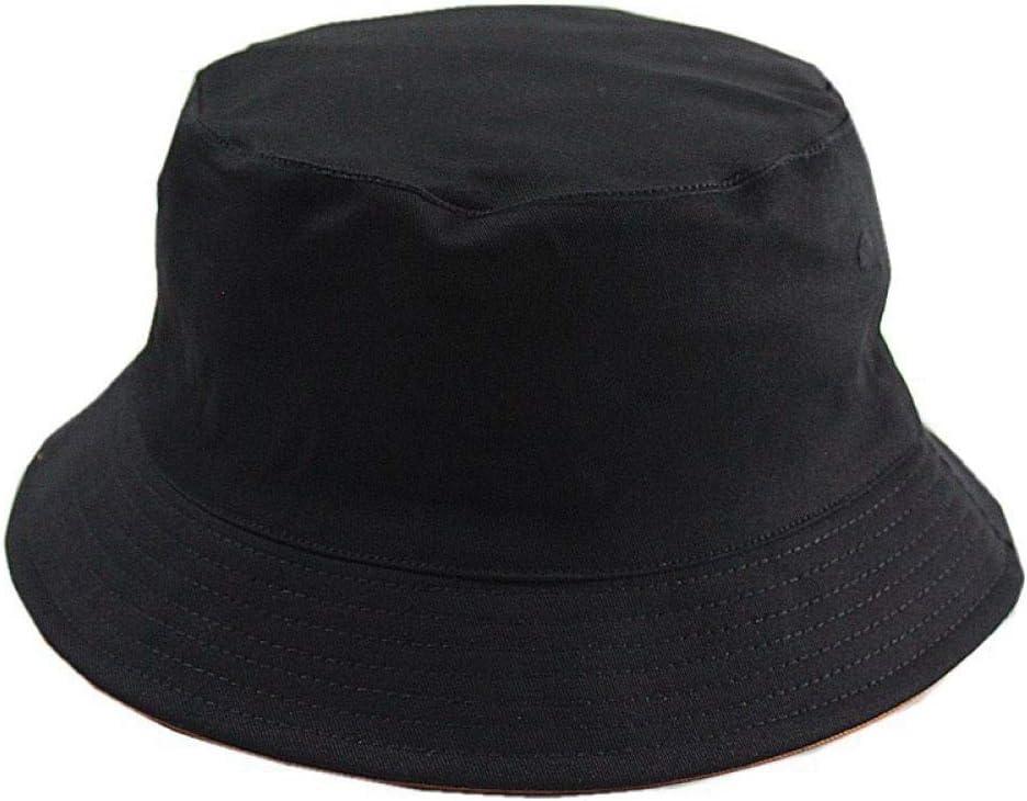 MNHJG Chapeaux de Grande Taille Chapeaux d/ét/é Grand Homme de t/ête Homme Deux c/ôt/és Portent des Casquettes Ainsi Que des Tailles Seau Chapeaux 57-59cm 60-62cm 63-64cm