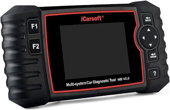 Icarsoft MB V2.0 for Mercedes Multi systems Scanner Diagnostic SRS ABS