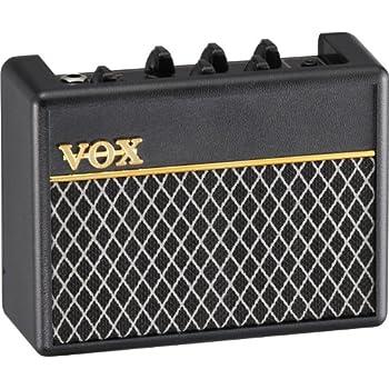 discontinued vox ac1rvbass miniature battery powered bass guitar amplifier. Black Bedroom Furniture Sets. Home Design Ideas