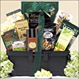 Handyman Snacks: Father's Day Toolbox Gourmet Gift Basket