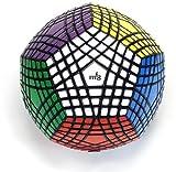 I-xun Mf8 Teraminx Cube 7x7x7 Layers Megaminx Dodecahedron Puzzle, Sticker Finish