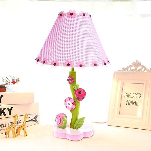 Princess Cinderella Lamp Children Nursery Table Lamp Night Light Touch Lamp