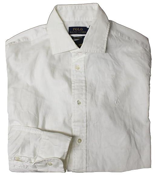 Polo Ralph Lauren - Camisas - para Mujer Blanco Blanco 40 ...