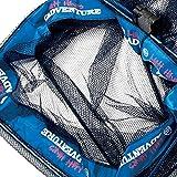 Matt Hayes Adventure Fishing Fine Mesh Blue 3m Keepnet (50 x 40 x 300cm) - Suitable for carp, bream, perch and silverfish [32MH-5040300]