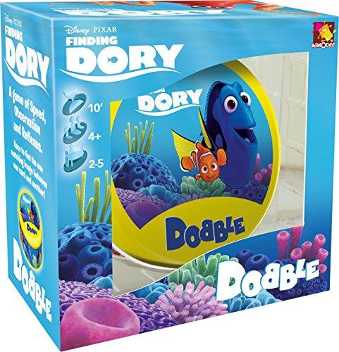 Jeu de société Editions dobfid001en Dobble Kids trouver Dory Jouet