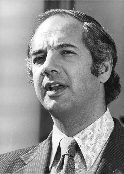 Vintage fotografía de retrato de Ron Nessen.: Amazon.es: Hogar
