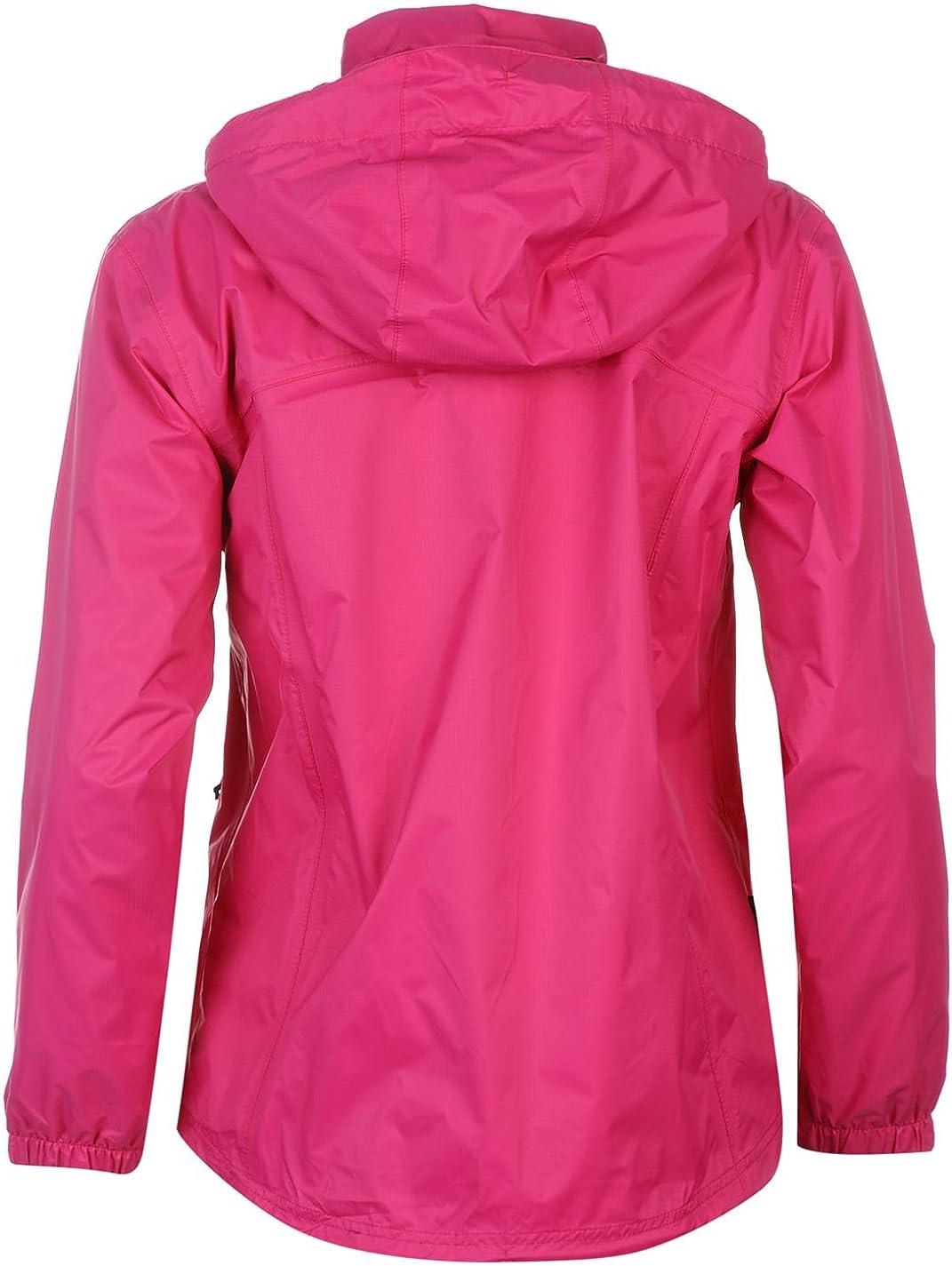 Karrimor Womens Sierra Jacket Ladies Coral Pink 22 XXXXL