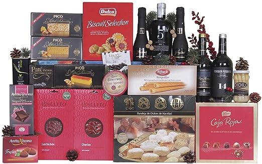 Lote de navidad con surtido de ibéricos bellota 100% Joselito y ...