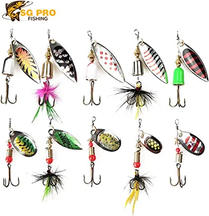 Trout Salmon Spinners