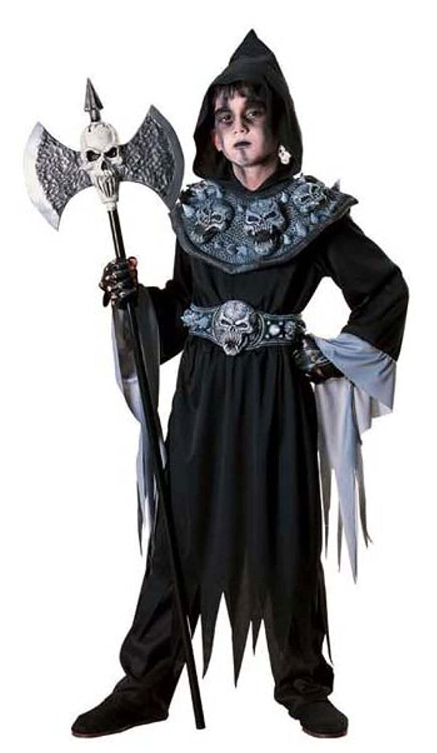 Amazon.com: Skull Warriors Plastic Battle Axe Costume Accessory ...