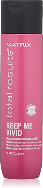 MATRIX Total Results Keep Me Vivid Shampoo   Maintains Vibrancy &