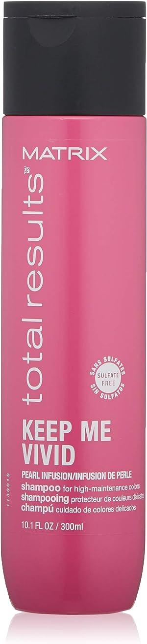 MATRIX Total Results Keep Me Vivid Shampoo   Maintains Vibrancy & Enhances Shine   Sulfate-Free   for Color Treated Hair