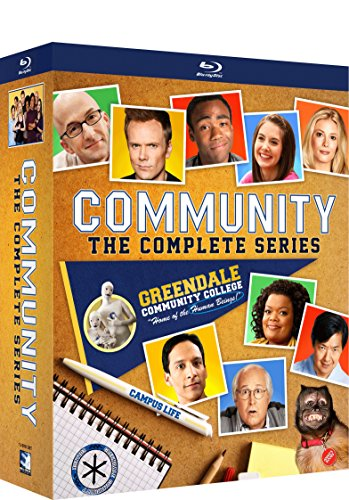 Community: The Complete Series [Blu-ray]