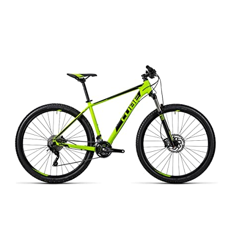 store coupon code cheap for discount VTT CUBE ATTENTION SL 29 2016 - kiwi' N 'Black 17