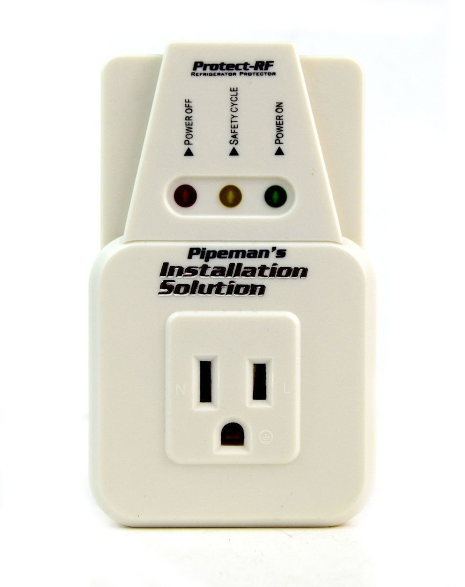 Voltage Protector Brownout Surge Refrigerator 1800 Watts Appliance
