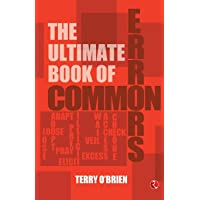 The Ultimate Book Of Common Errors In English
