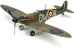 Tamiya America, Inc 1/48 Supermarine Spitfire Mk.I, TAM61119