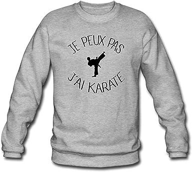 Je Peux Pas JAi Karate Sweat-Shirt Unisex
