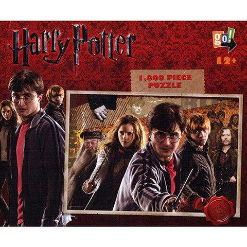 "Harry Potter ""Good Guys"" 1000 Piece Jigsaw Puzzle"
