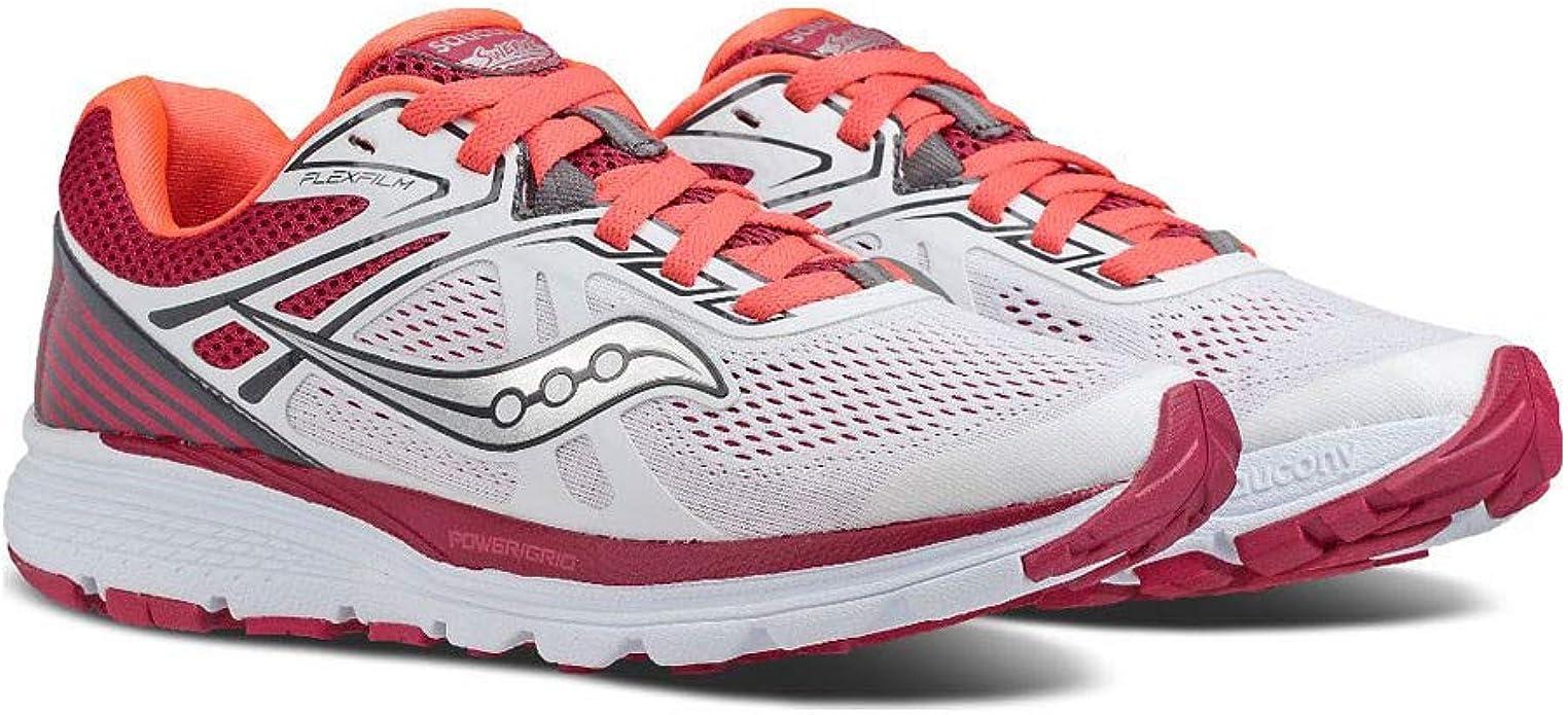 Saucony Swerve Womens Zapatillas para Correr - 42.5: Amazon.es: Zapatos y complementos