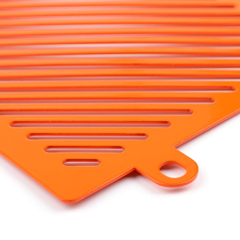 Protector de rejilla de radiador para Duke 250 390 2017-2018 Areyourshop
