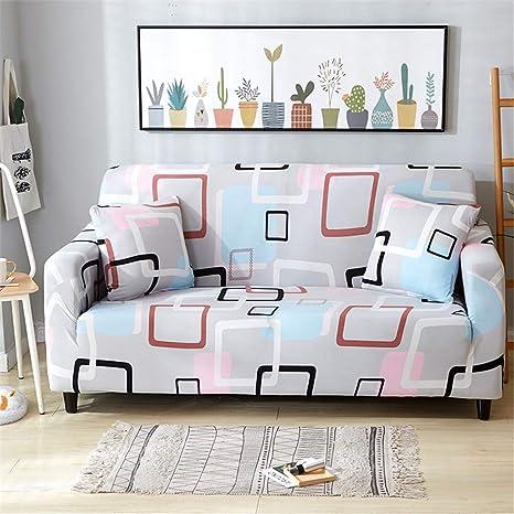 Rosetreee - Funda de sofá Americana de Tela para decoración ...