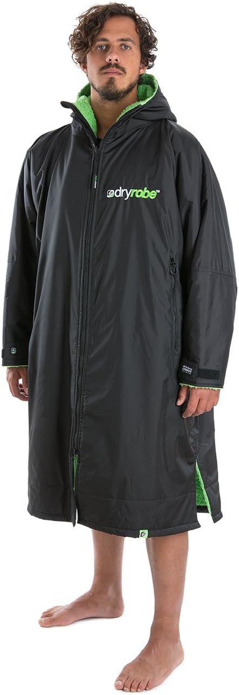 Dryrobe Advance Waterproof Changing Robe Swim Parka – Long Sleeve