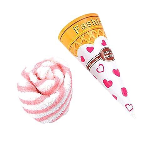 gaosaili conos para helado toalla ideal para regalos Set de 5